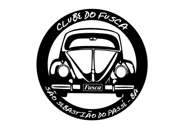 Marca clube do fusca ssp display